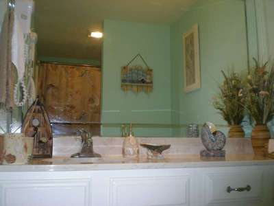Second Bath Vanity